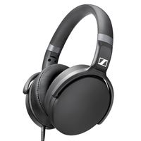 Sennheiser HD 4.30i Closed Around-Ear Headset, Black