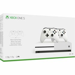 Microsoft Xbox One S 1TB Console with Controller Bundle