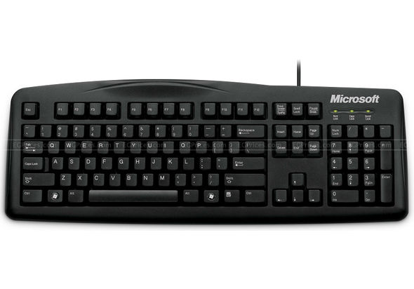 Microsoft Wired Keyboard 200 (JWD-00040)