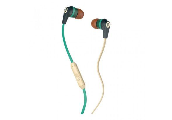 Skullcandy Ink d 2.0 In-Ear Headphones, Forest
