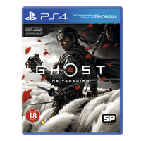 Pre Order Ghost of Tsushima for PS4