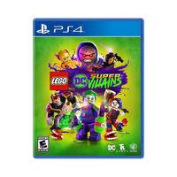 LEGO DC Super Villains for PS4