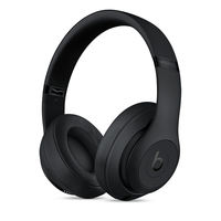 Beats Studio3 Wireless Over-Ear Headphones, Matt Black