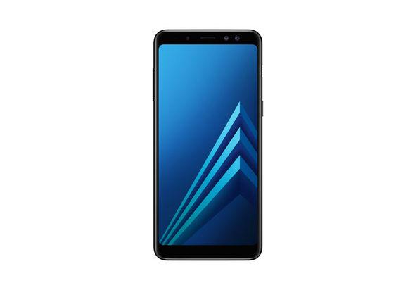 Samsung Galaxy A8 2018 Smartphone LTE, Black