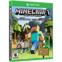Minecraft Favorites Pack for Xbox One