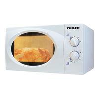 Nikai NMO2309MW 23L Capacity Microwave Oven