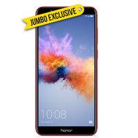Huawei Honor 7X Dual SIM Smartphone LTE, Red