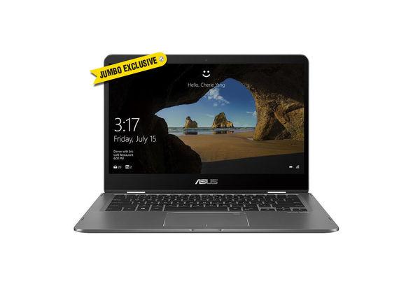 Asus VivoBook S14 i3 4GB, 256GB 14  Laptop, Gray