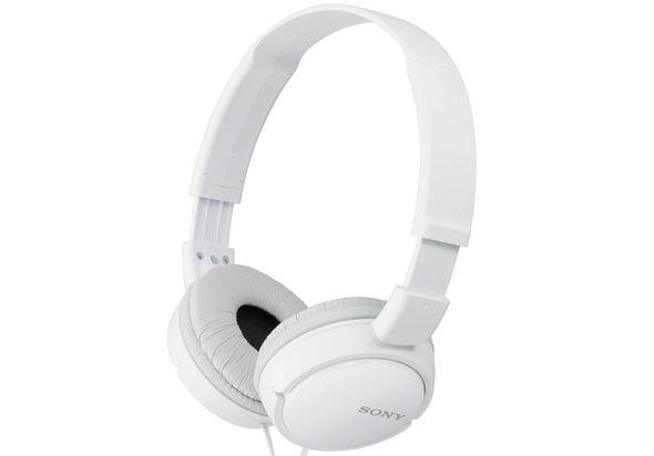 Sony ZX110 headphones (White)