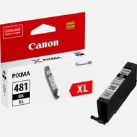 Canon CLI-481XL High Yield Black Ink Cartridge
