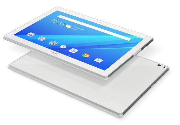 Lenovo TAB 4 10  Plus, 16 GB, 4G LTE, White