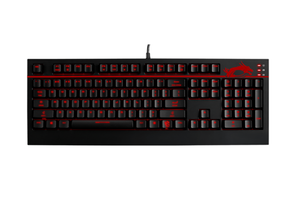 MSI GK-701 Gaming Keyboard US
