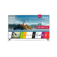 "LG 55"" 55UJ651V Ultra HD 4K TV"