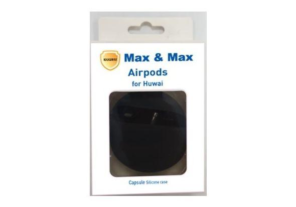Max & Max PHF05 Freebuds 3 Cover, Black