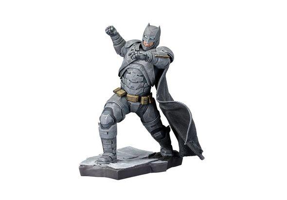 Kotobukiya Batman v Superman: Dawn of Justice Movie Batman Armored Artfx Statue