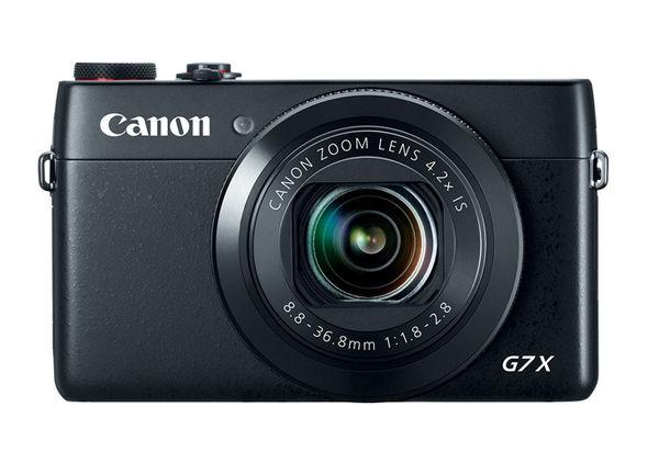 Canon PowerShot G7 X Advanced Camera