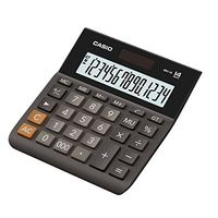 Casio 14 Digits Wide H Calculator MH-14-BK, Black