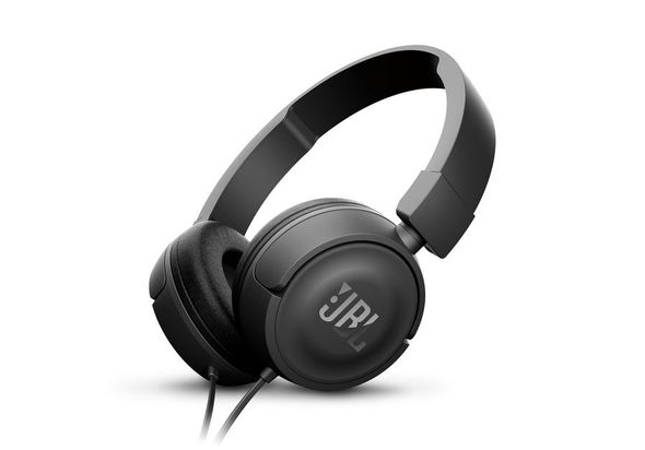 JBL T450 On-ear headphones, Black