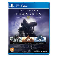 Destiny 2: Forsaken Legendary Collection For PS4