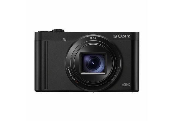 Sony Cyber-shot DSCWX800 Digital Camera, Black