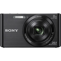 Sony DSC-W830 Digital Camera Black