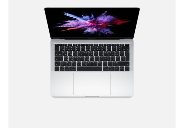 Apple MacBook Pro i5 8GB, 128GB 13.3  Arabic and English, Silver