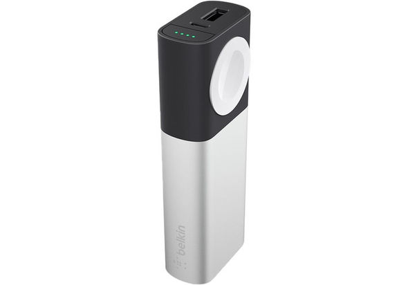 Belkin - Valet 6700 mAh Portable Charger for Most Apple