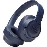 JBL TUNE 750BTNC Noise-Canceling Wireless Over-Ear Headphones,  Blue