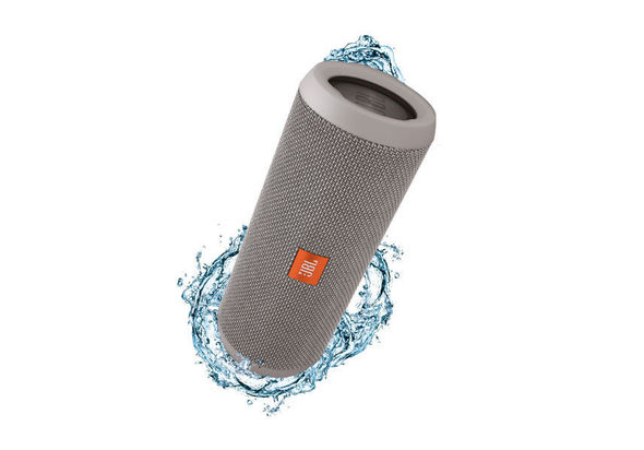 JBL Flip 3 portable speaker, Gray