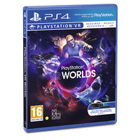 Worlds for PS4 VR