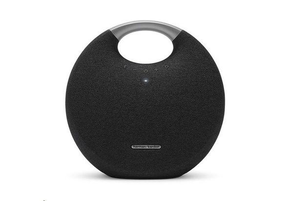Harman Kardon Onyx Studio 5 Portable Bluetooth Speaker,  Black