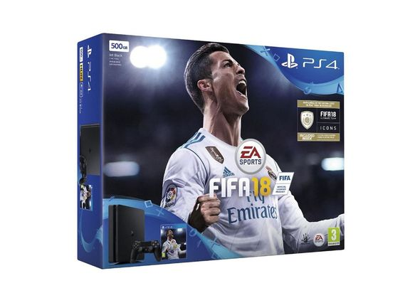 Sony Playstation 4 1TB FIFA18 Bundle