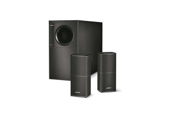 Bose Acoustimass 5 Series V Home Theater Speaker System, Black