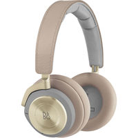 Bang & Olufsen Beoplay H9 3rd-Generation Noise-Canceling Wireless Over-Ear Headphones,  Argilla Bright