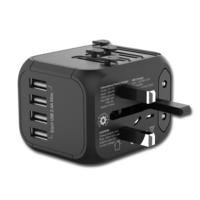Xcell ITC110 Travel Charger, Black