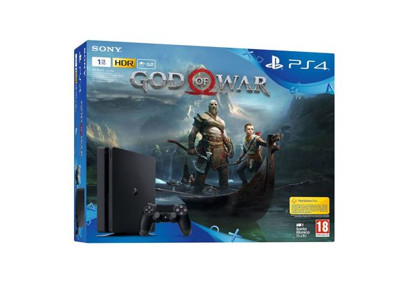 Sony PS4 1TB God Of War Bundle