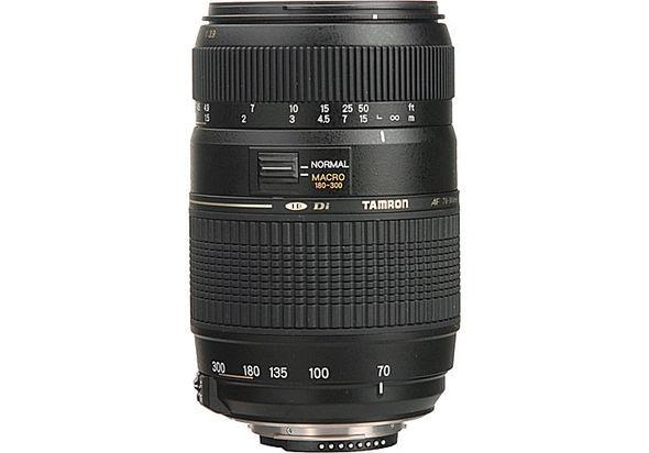 Tamron 70-300mm Lens for Nikon AF