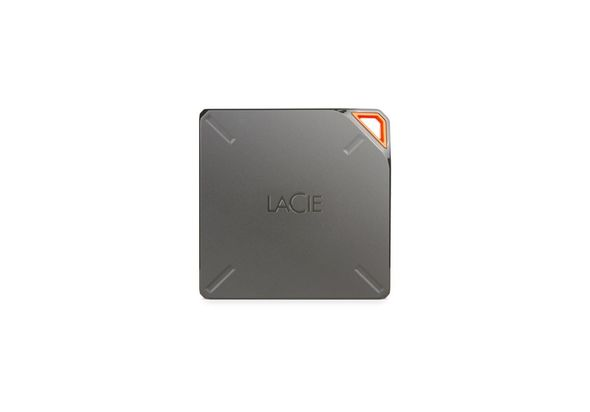 LaCie Fuel 1TB Wi-Fi / Expand your iPad & iPhone capacity