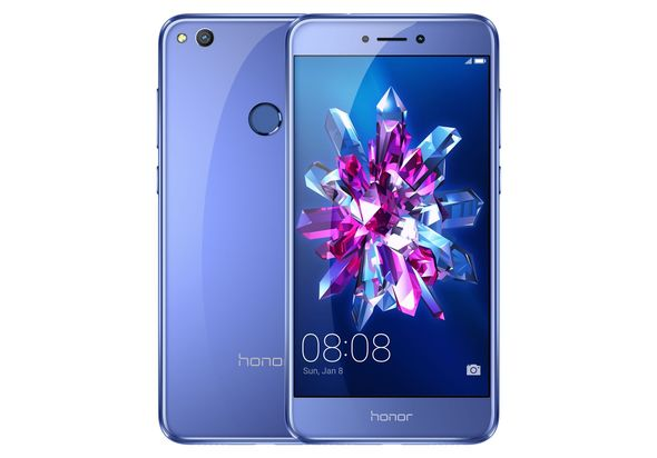 Honor 8 lite Smartphone LTE, Blue