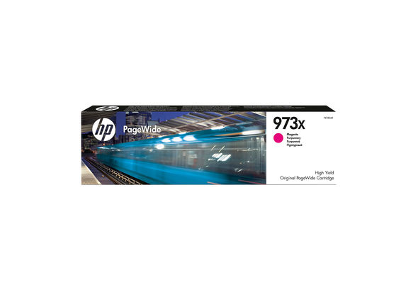 HP F6T82AE 973X Ink Cartridge Magenta