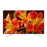 "Sony 85"" X8500F 4K Ultra HD Smart TV"