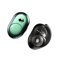 Skullcandy Push True Wireless In-Ear Earbuds,  Teal