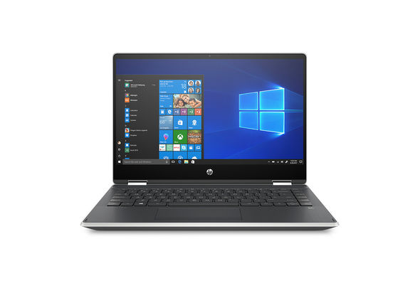 HP Pavilion x360 14-DH1009NE i3 4GB, 256GB 14  Laptop, Silver