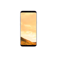 Samsung Galaxy S8+ Smartphone LTE, Maple Gold