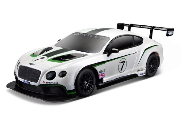 Maisto 1: 24 Scale Bentley Continental GT3 Remote Control Car
