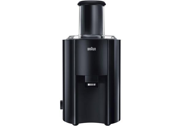 Braun J300 Multiquick 3 Juicer 800 watt, Black