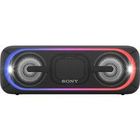 Sony XB40 Portable Bluetooth Speaker, Black