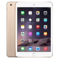 Apple iPad mini 3 Wi-Fi+ Cellular,  gold, 16 gb