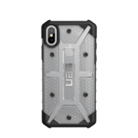 Urban Armor Gear Plasma Series Case for iPhone X, Ice