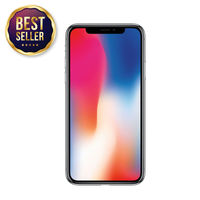 Apple iPhone X 64GB Smartphone LTE, Silver